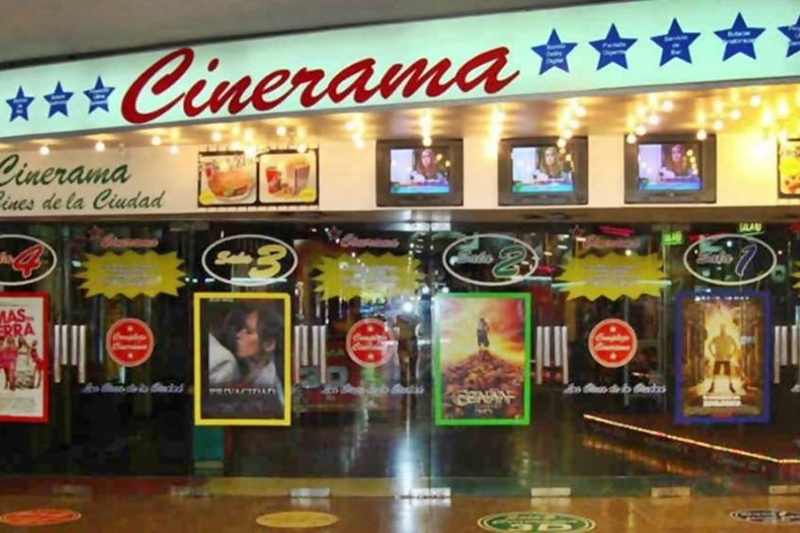 Complejo Cinerama