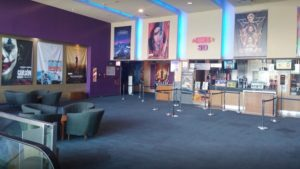 Cines Dinosaurio Mall 60 Cuadras