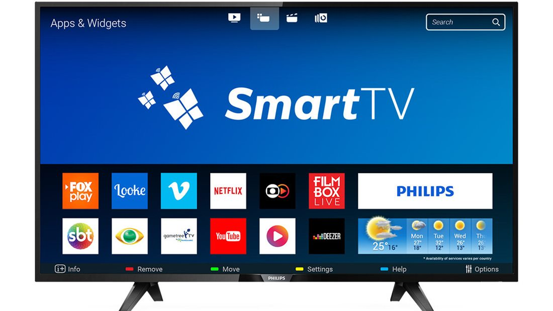 Smart tv Philips 32 LED 32PHG5102/77