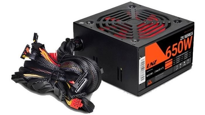 Fuente LNZ 650w PC